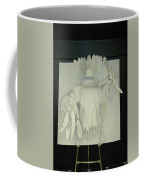 Charles Hall - Creative Arts Program -spirits Of The Plains Coffee Mug