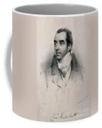 Charles Hatchett, English Chemist Coffee Mug