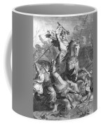 Charles Martel, Battle Of Tours, 732 Coffee Mug