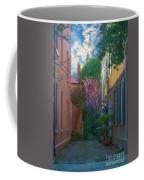 Charleston Alley In The Spring Coffee Mug
