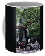 Charleston Buggy Ride Coffee Mug