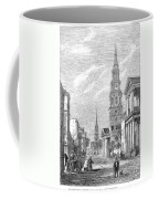 Charleston: Church, 1861 Coffee Mug
