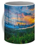 Charleston Marina Coffee Mug