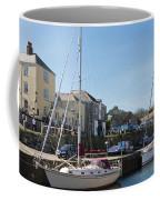 Charlestown Harbour Cornwall Coffee Mug