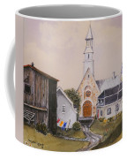 Charlevoix Quebec Coffee Mug