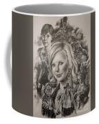 Charlize Theron  Coffee Mug