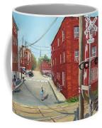 Charlottesville Street Coffee Mug