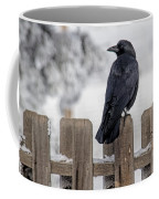 Charming Corvid Coffee Mug