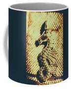 Charming Vintage Seahorse Coffee Mug
