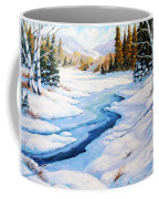 Charming Winter Coffee Mug