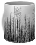 Charred Trees Coffee Mug