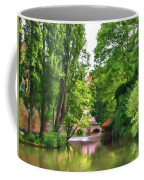 Chartres, France, Park On L'eure River Coffee Mug
