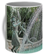 Chase Around The May Pole Coffee Mug