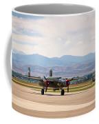 Chase Plane Coffee Mug