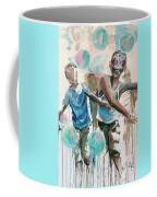 Chasing Bubbles Coffee Mug