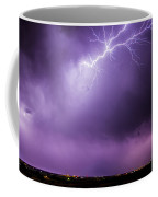 Chasing Nebraska Lightning 043 Coffee Mug