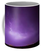Chasing Nebraska Lightning 050 Coffee Mug