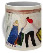 Chasing Zubet Coffee Mug