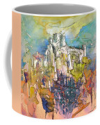 Chateau Cathare De Puylaurens 01 - France Coffee Mug