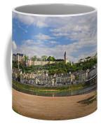 Chateau De Chinon Panorama Coffee Mug