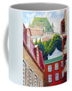 Chateau Frontenac 02 Coffee Mug