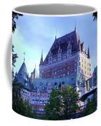 Chateau Frontenac, Montreal Coffee Mug