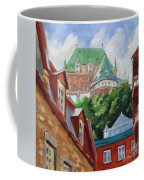 Chateau Frontenac Coffee Mug