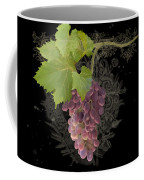 Chateau Pinot Noir Vineyards - Vintage Style Coffee Mug