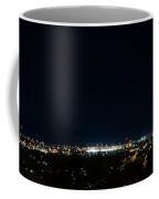 Chattanooga By Night Coffee Mug