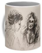 Chatting Coffee Mug