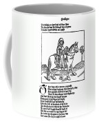Chaucer: The Prioress Coffee Mug