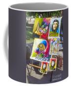 Che Guevara And Other Artwork Coffee Mug