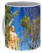 Che Guevara Statue In La Higuera Coffee Mug