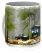 Cheaha Lake Coffee Mug