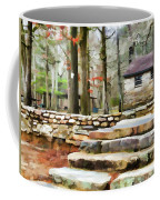 Cheaha State Park In The Fall Coffee Mug