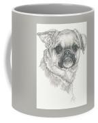 Cheeky Cheeks Coffee Mug
