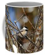 Cheeky Chickadee Coffee Mug