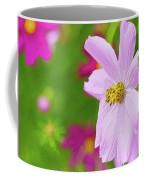 Cheerful Cosmos Coffee Mug