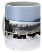 Cheese Makers With A View Coffee Mug