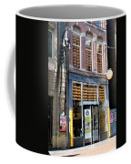 Cheese Shop Coffee Mug
