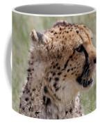 Cheetah No. 2  Coffee Mug