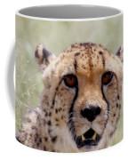 Cheetah No.1 Coffee Mug