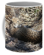 Cheetah Awakened Coffee Mug