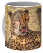 Cheetah Cattitude Coffee Mug