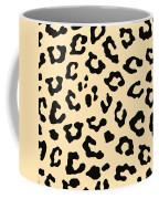 Cheetah Fur Coffee Mug