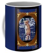 Cheetah Lean And Mean Coffee Mug