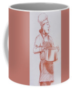 Chef 6 Coffee Mug