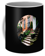 Chelsea Brownstone Coffee Mug