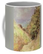 Chemin De La Cavee Pourville Coffee Mug