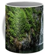 Chemisal Falls At Vichy Springs In Ukiah In Mendocino County, California Coffee Mug